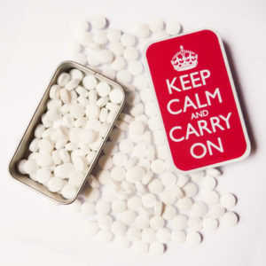 Carry mints
